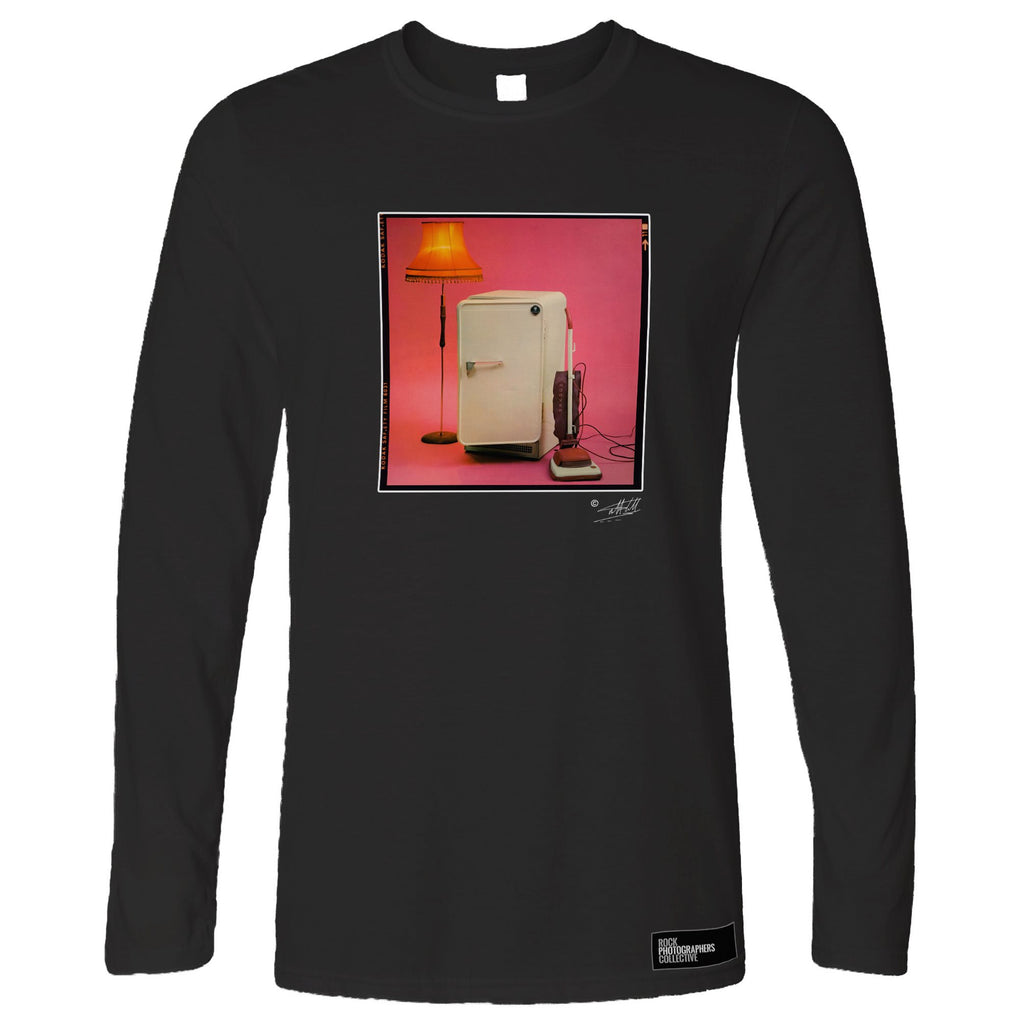 The Cure 'Three Imaginary Boys' Album Cover Long Sleeve