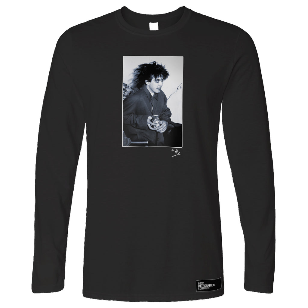 The Cure, Robert Smith, Berlin, 1982, AP Long Sleeve