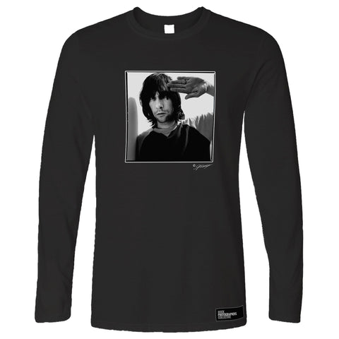Bobby Gillespie, Primal Scream, 2009 (AC) Long Sleeve.