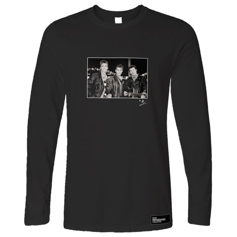 A-ha, band portrait, 1988, AP Long Sleeve