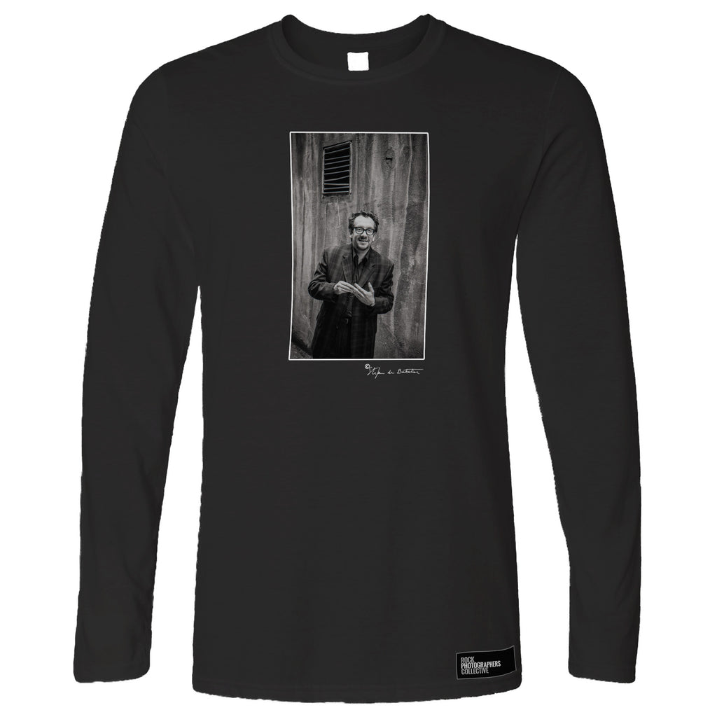 Elvis Costello, Dublin, 1996 (SdB) Long Sleeve