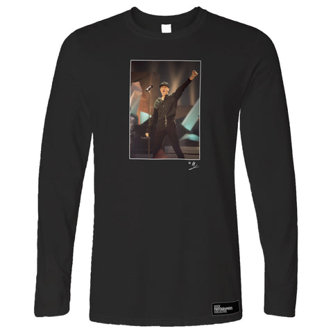 Simon Le Bon of Duran Duran live AP Long Sleeve