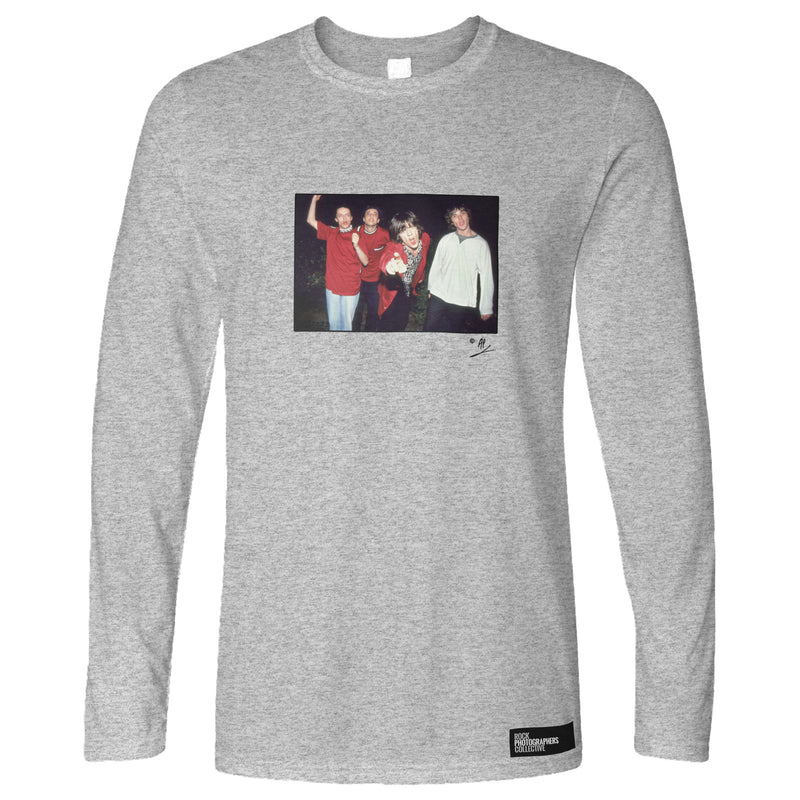 The Stone Roses, band portrait, 1990, AP Long Sleeve