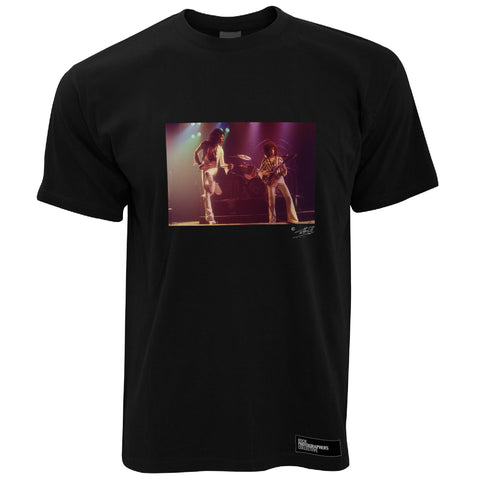 Queen - Freddie Mercury and Brian May Men's T-Shirt.