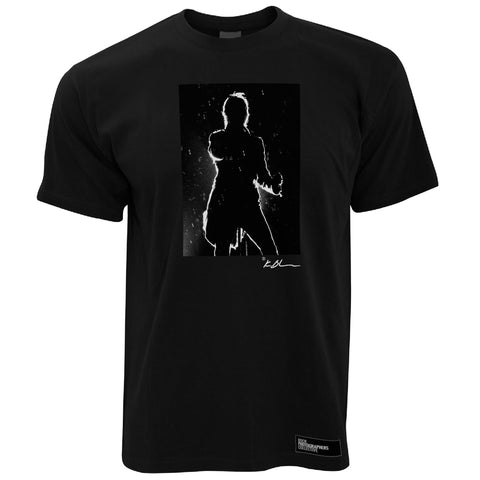 David Bowie live silhouette Men's T-Shirt
