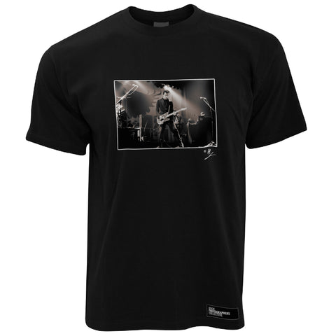 The Stranglers, Hugh Cornwell, live, 1980 AP Men's T-Shirt