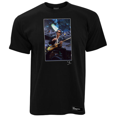 Keith Richards of The Rolling Stones, live Men's T-Shirt