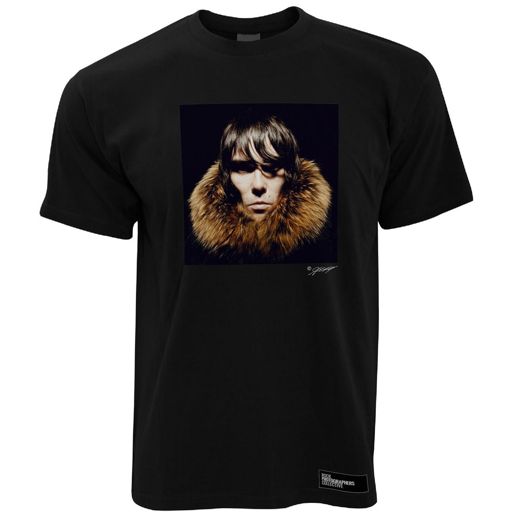 Ian Brown, The Stone Roses, 2001, (1) (AC) Men's T-Shirt