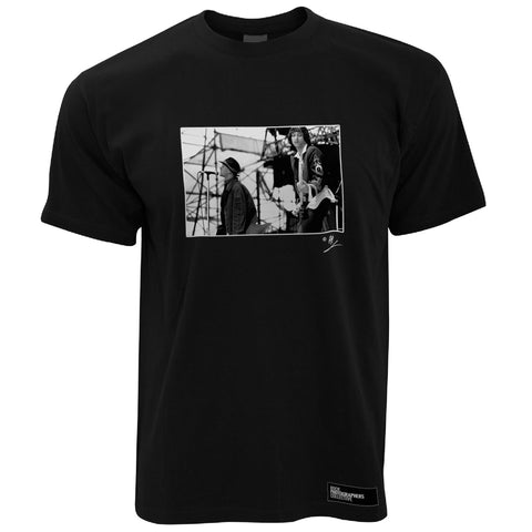 Michael Stipe and Peter Buckley REM live AP Men's T-Shirt