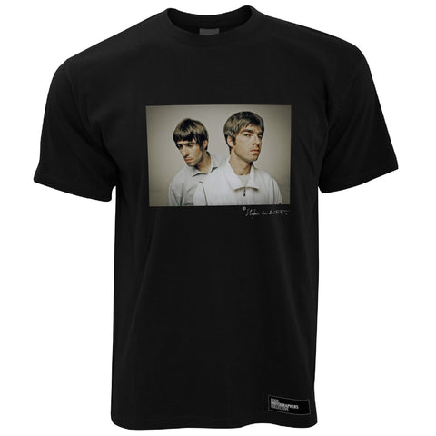 Oasis - The Gallagher Brothers Men's T-Shirt