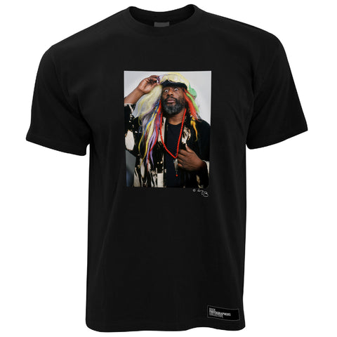 George Clinton Men's T-Shirt