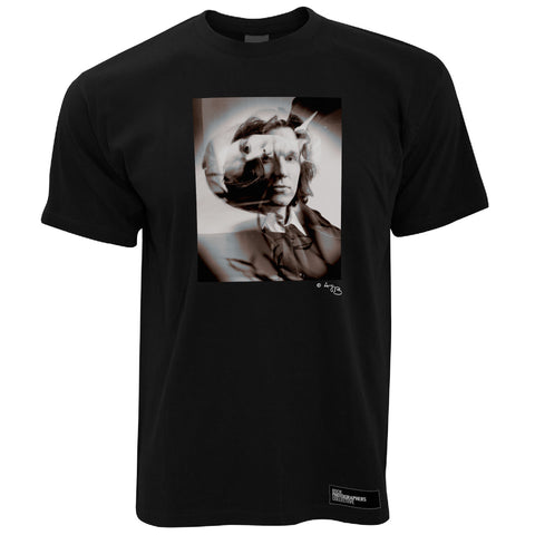 David Sylvian, Japan, (2) b&w portrait (AJB) Men's T-Shirt