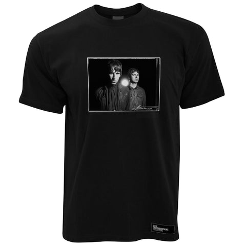 Liam & Noel Gallagher, Oasis, 2008, MRW Men's T-Shirt