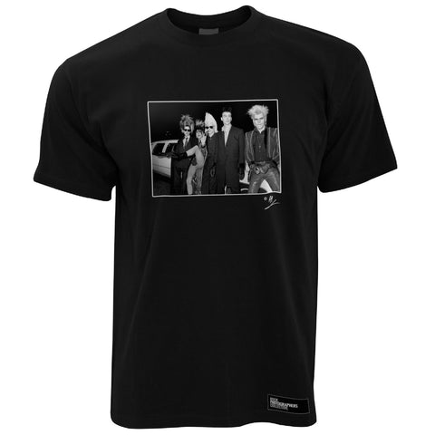 Sigue Sigue Sputnik b&w location shot AP Men's T-Shirt