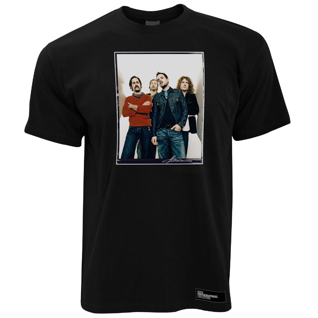 The Killers, group portrait, London 2006 MRW Men's T-Shirt