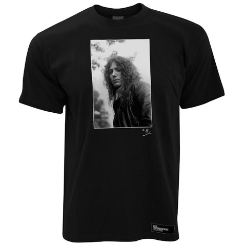 David Coverdale b&w close-up portrait AP Men's T-Shirt