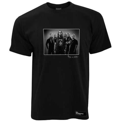 Amorphis, studio photo, Helsinki, 2011 (SdB) Men's T-Shirt