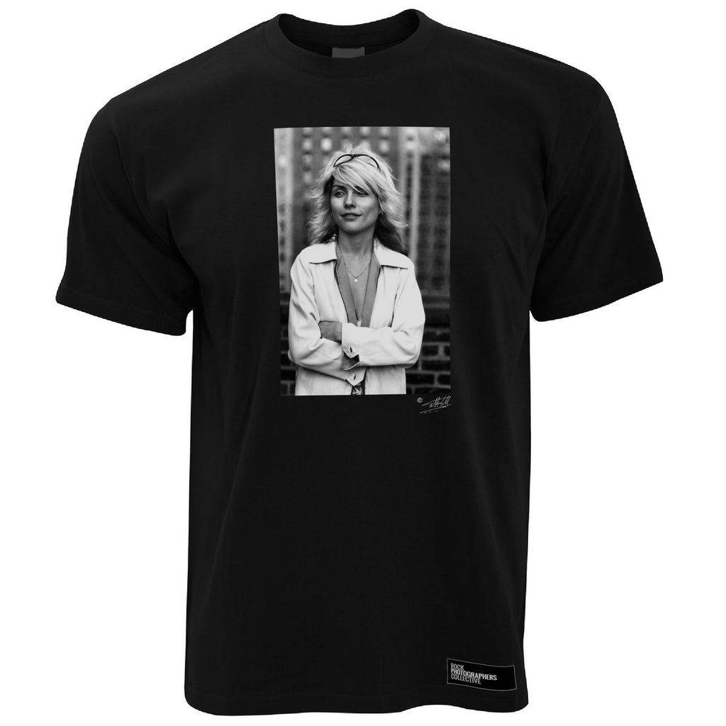 Debbie Harry - Blondie (1) Men's T-Shirt.