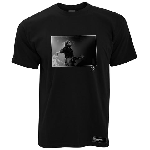 Jake Burns of SLF, Solo B&W AP (1) Men's T-Shirt