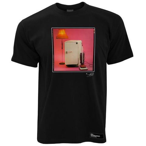 The Cure 'Three Imaginary Boys' Album Cover Men's T-Shirt