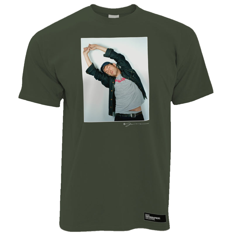 Damon Albarn, Blur, colour portrait (JB) Men's T-Shirt