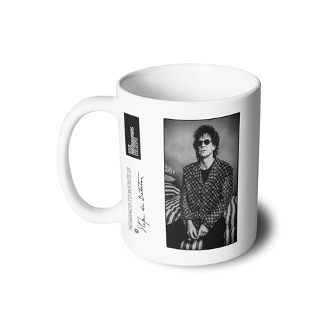 Lou Reed, London, 1996 (SdB) Mug