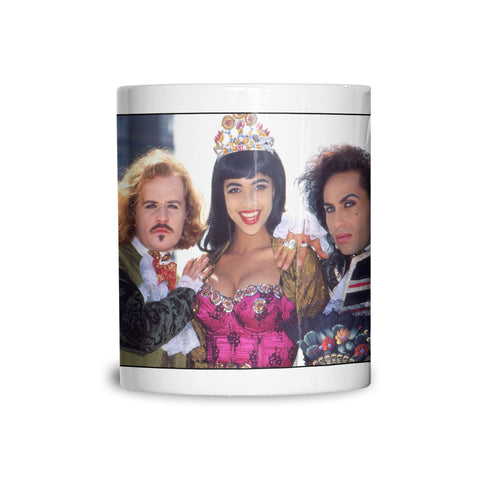 Army Of Lovers landscape shot, London. AP Mug