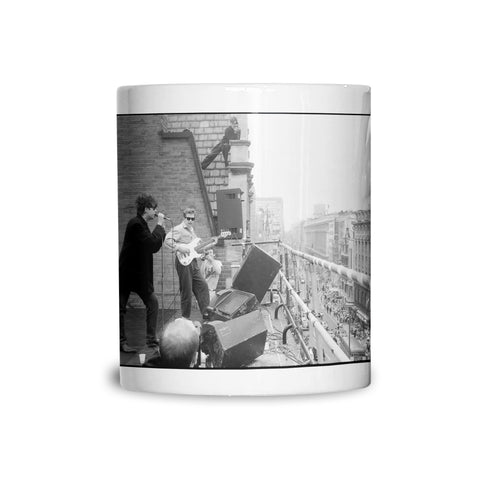 Echo/Bunnymen roof of HMV 1980 AP Mug