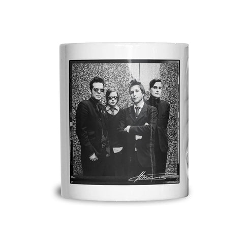 Interpol photographed in London, 2004, MRW Mug