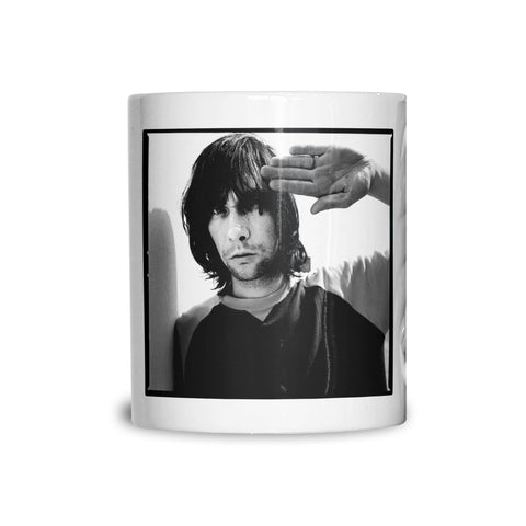 Bobby Gillespie, Primal Scream, 2009 (AC) Mug.