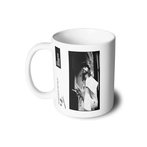 Arthur Brown location portrait AP Mug