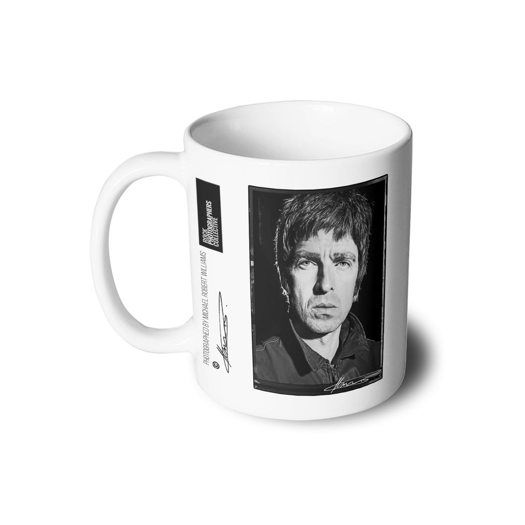Noel Gallagher, Oasis, 2008, MRW Mug