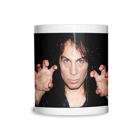 Ronnie James Dio 1992 Mug
