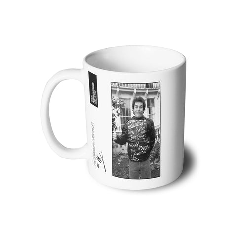 Jello Biafra of The Dead Kennedys (1) 1981 Mug