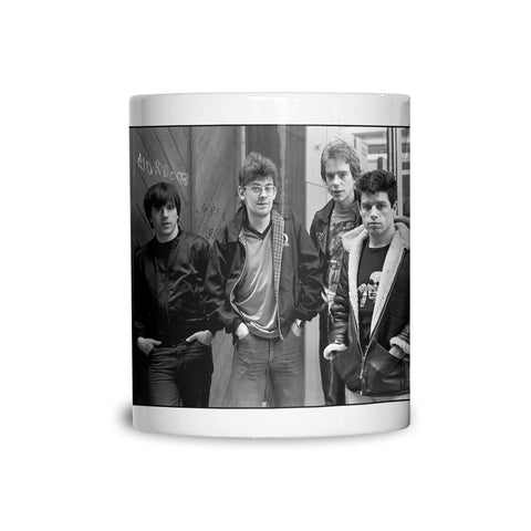 Stiff Little Fingers, SLF, Group B&W AP (1) Mug
