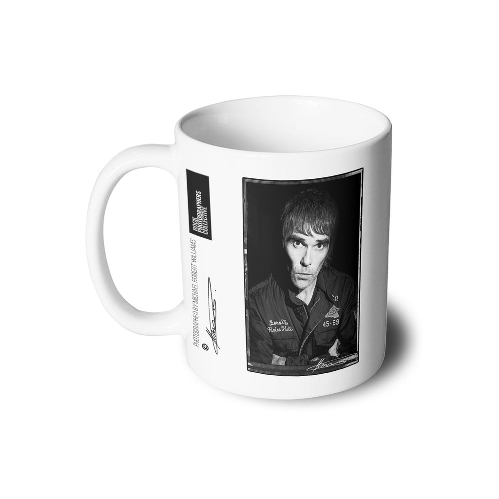Ian Brown, Stone Roses, London, 2009 (2) MRW Mug