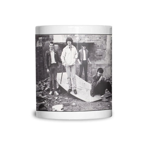 Echo and the Bunnymen Birmingham 1980 Mug