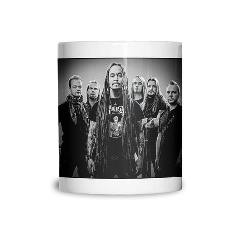Amorphis, studio photo, Helsinki, 2011 (SdB) Mug