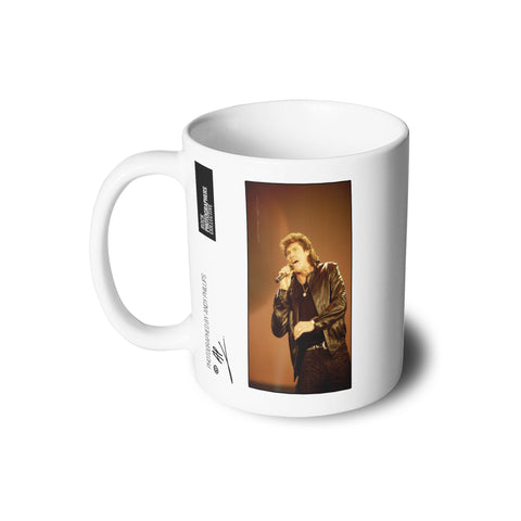 David Hasselhoff live in Antwerp AP Mug