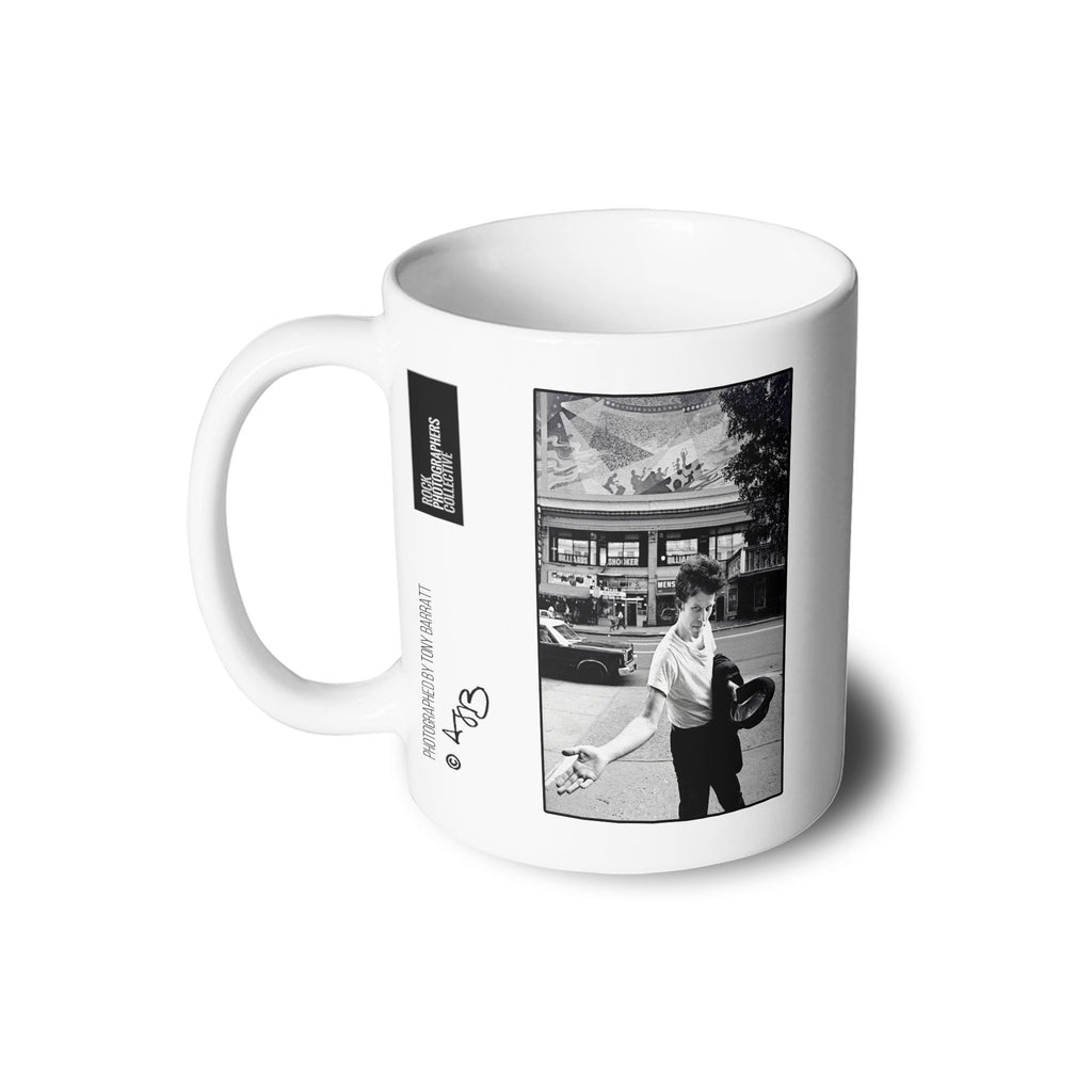 Tom Waits Mug On The Street