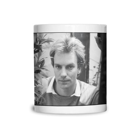 Sting location portrait AP Mug