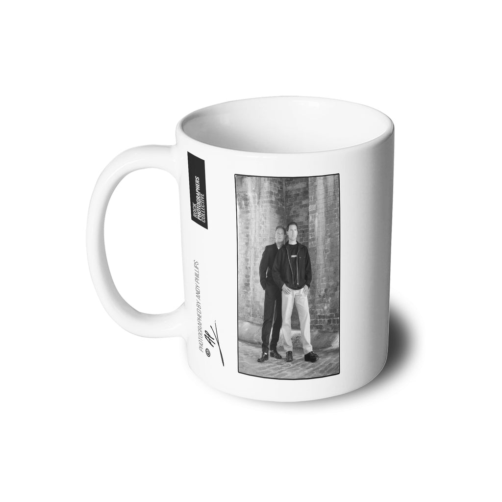 OMD (2) London 1996 AP Mug