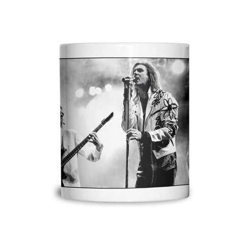Duran Duran live in Antwerp, year unknown AP Mug
