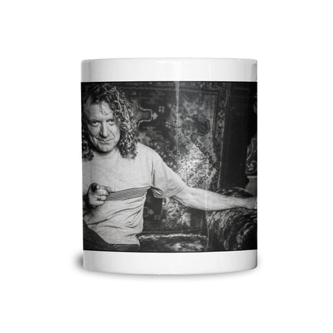 Robert Plant, London, 2002 (SdB) Mug
