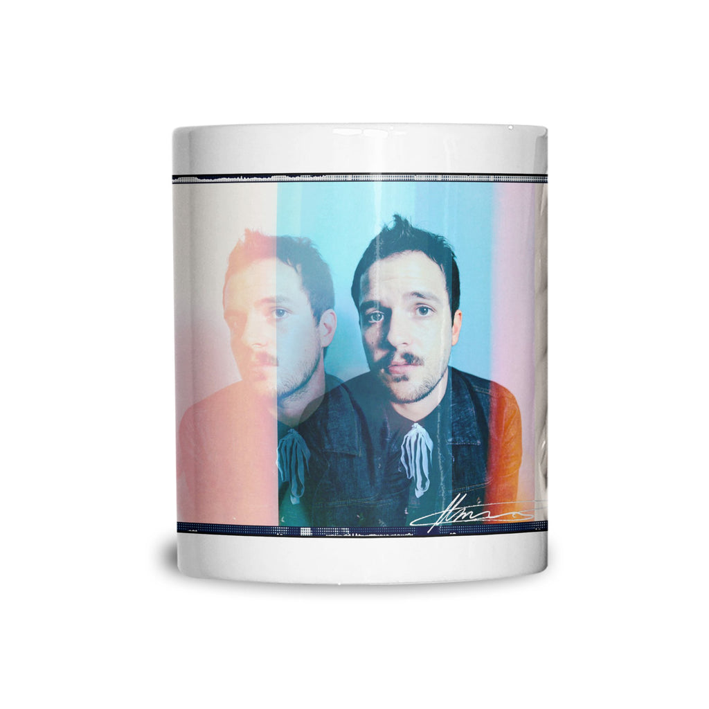 Brandon Flowers, The Killers, 2006, (2) MRW Mug