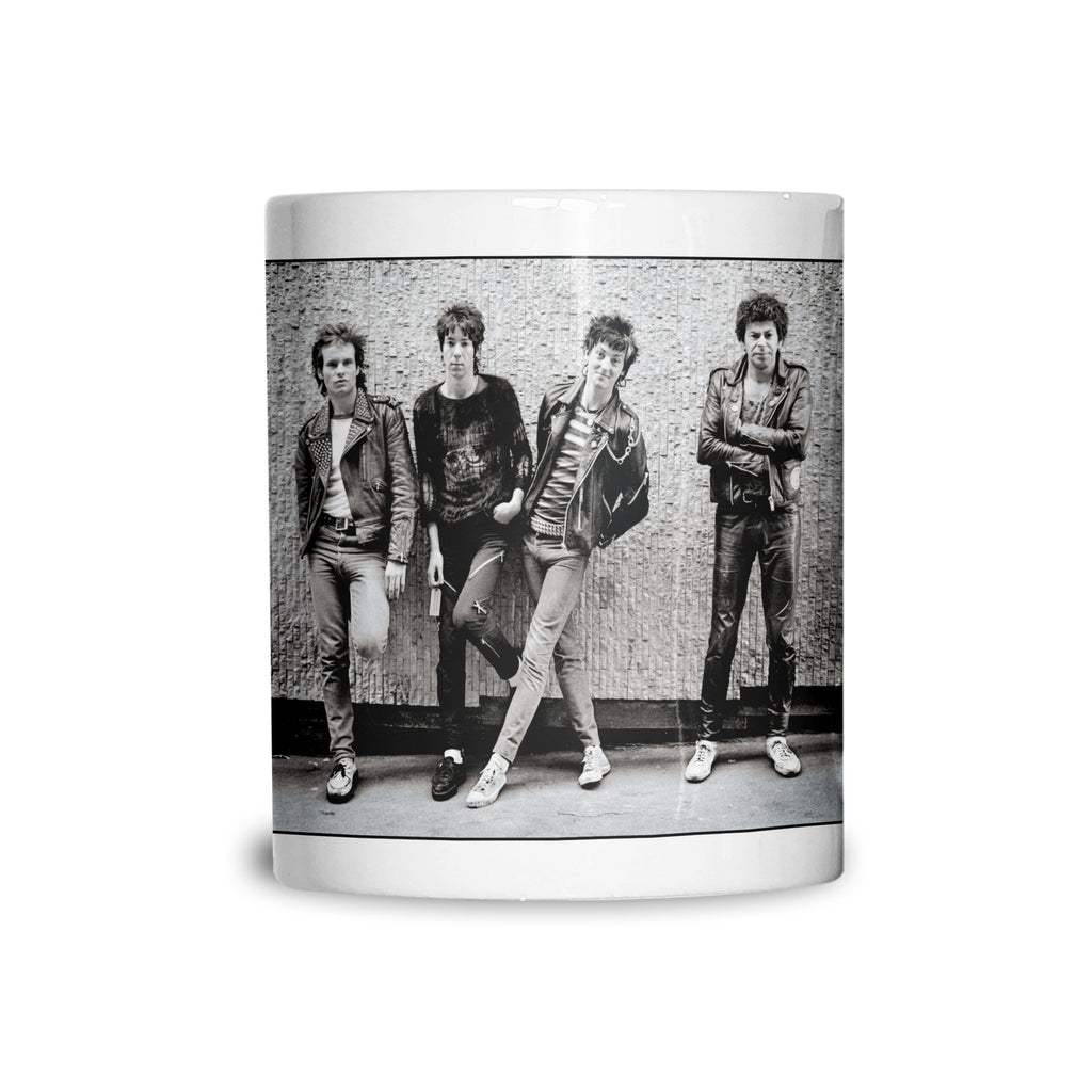 UK Subs in Birmingham, 1980, AP Mug