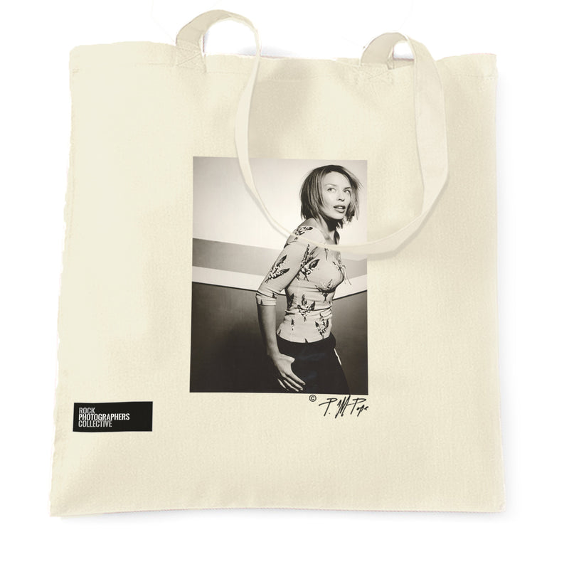 Kylie Minogue Tote Bag