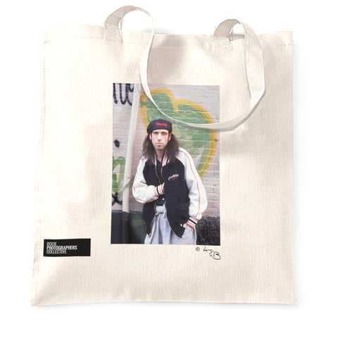 Mick Jones Tote Bag