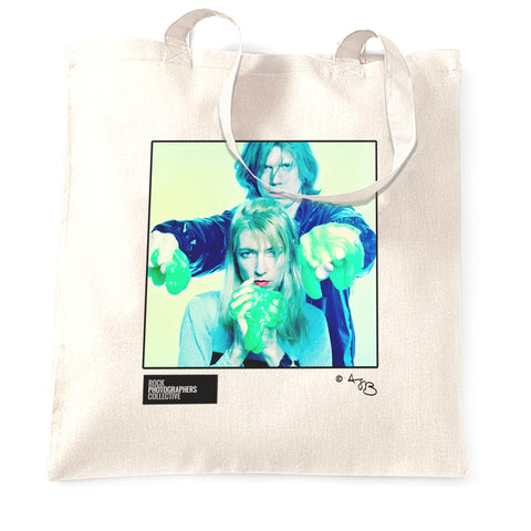 Kim Gordon & Thurston Moore, Sonic Youth Tote Bag.