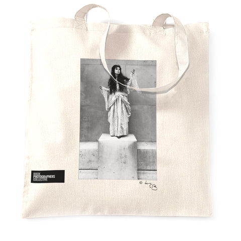 Patricia Morrison (Sisters Of Mercy) Tote Bag